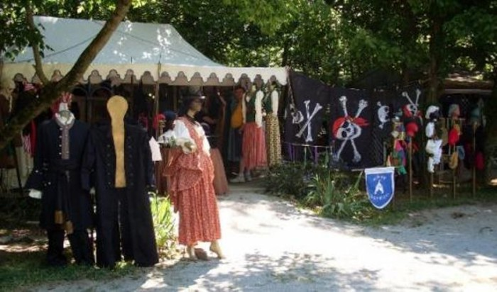 11. The Highland Renaissance Festival. is located in Eminence Kentucky, on weekends from May 30th to July 5th.