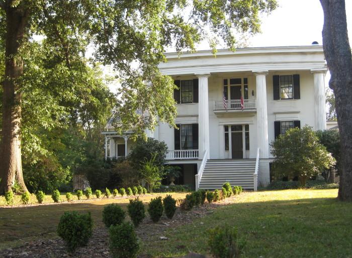 Robert Toombs Home in Washington, Georgia