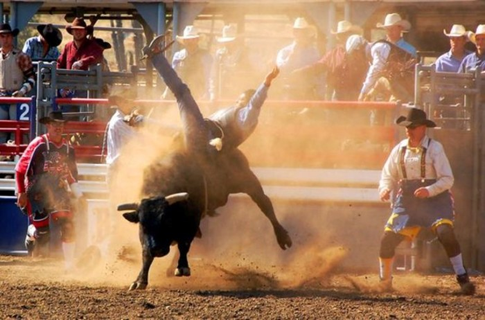 10. Attend a Rodeo