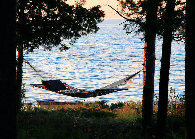 20) And sometimes rest is the best way to spend the long weekend...