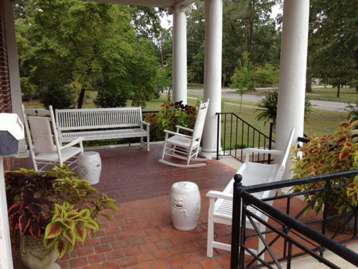 13. Rosewood Manor House Bed & Breakfast, Marion, SC