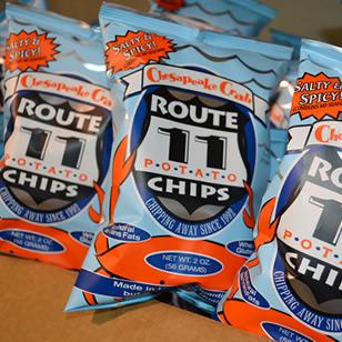 21. Route 11 Potato Chips
