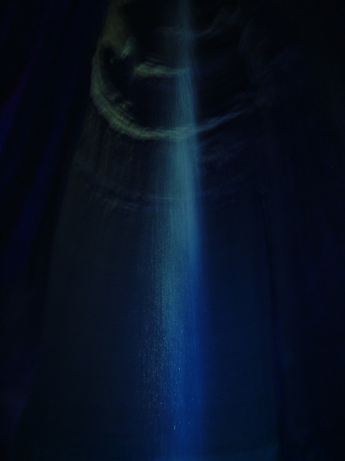 1) Ruby Falls - Chattanooga