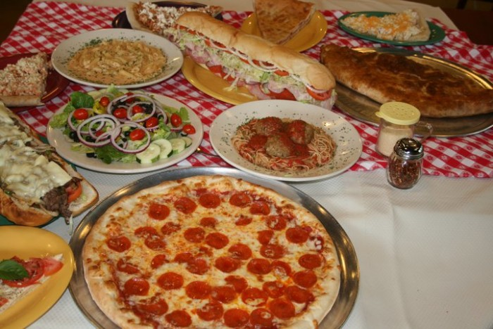 Salernos Pizza