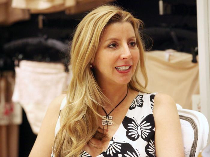 9. Sara Blakely Wealth $1 billion
