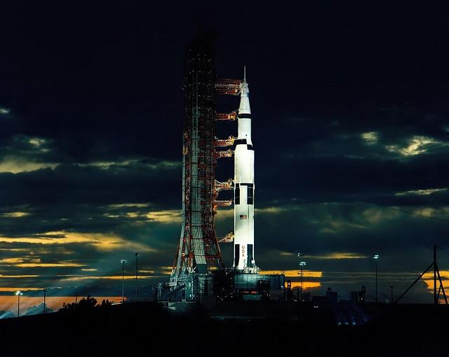 11. Saturn V