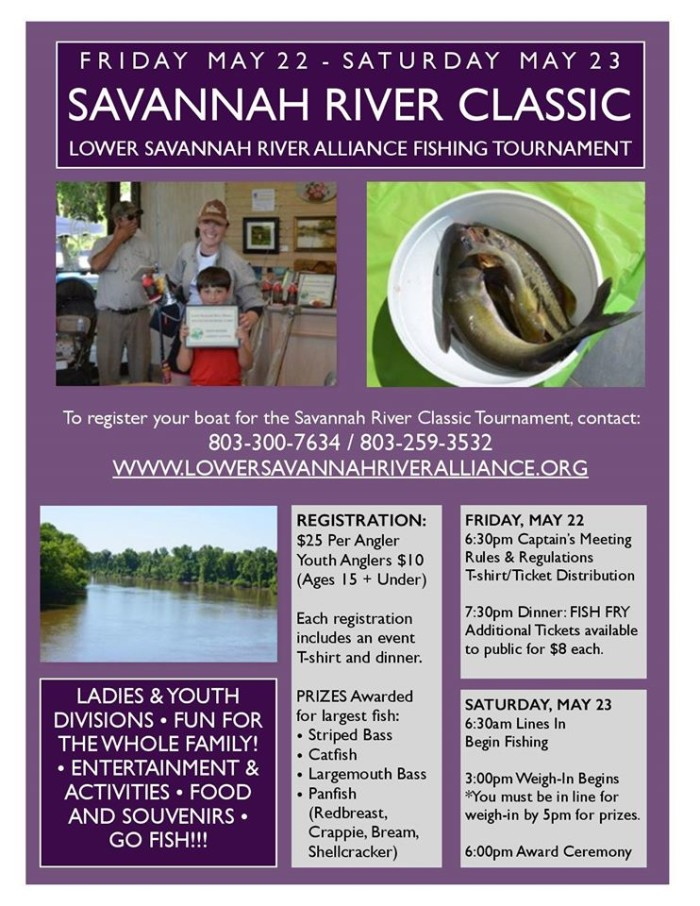 3. Savannah River Classic