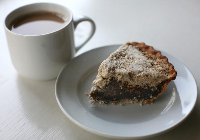18. Shoofly Pie