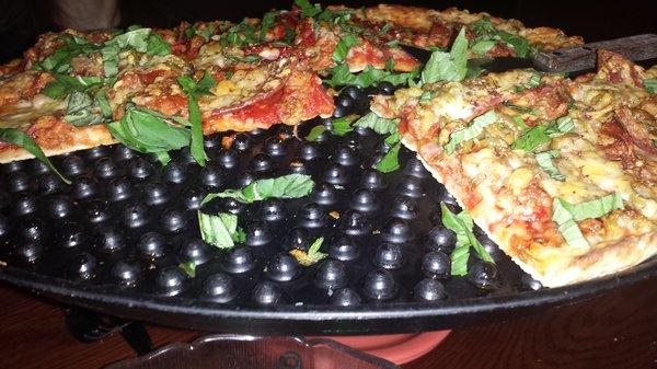 5) Silver Beach Pizza, St. Joseph