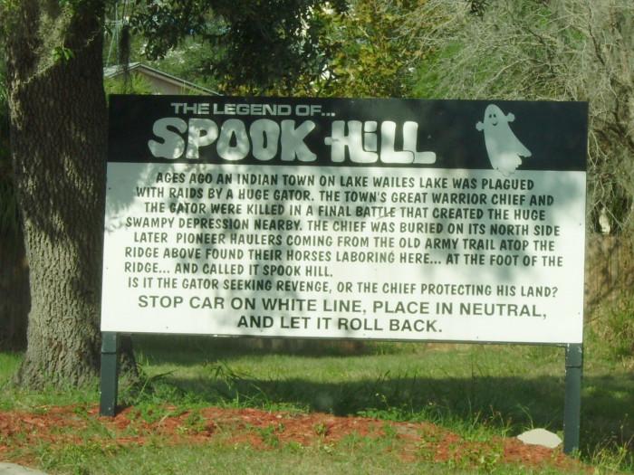 9. Test a Local Legend in Lake Wales, FL