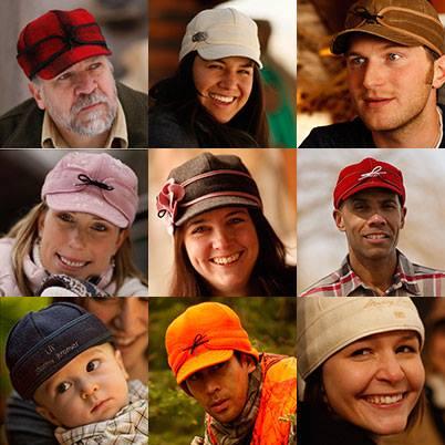 9) Stormy Kromer Hats