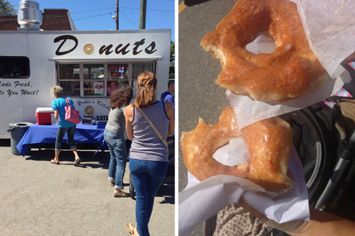 7. Mrs. Yoder's Donuts, Richmond