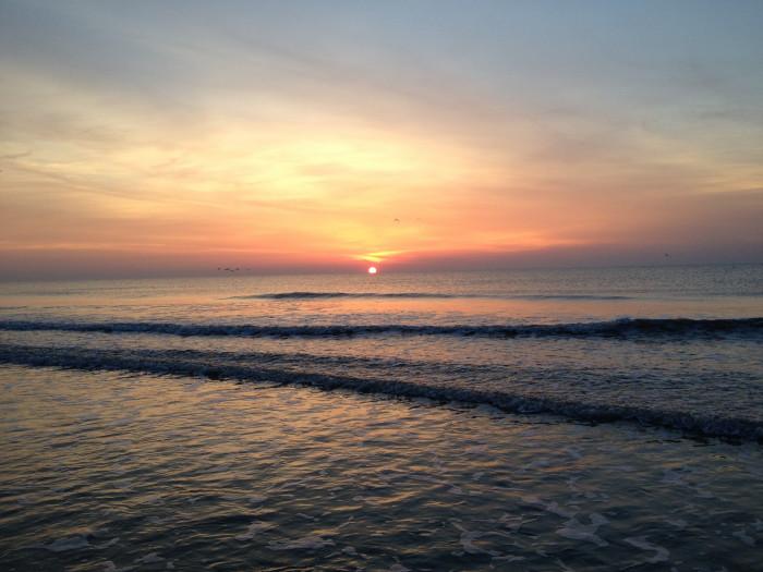 Sunrise in High Point, GA