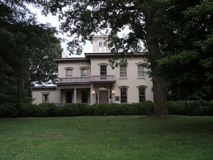 7. The Sutherlin Mansion, Danville