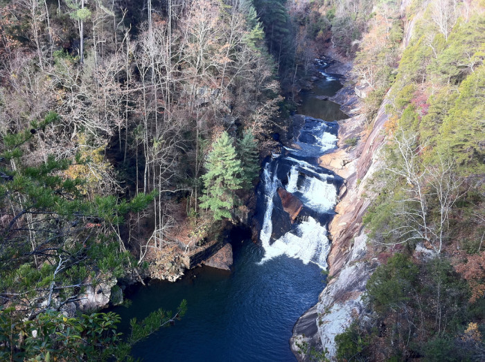 An Overview of Tallulah Gorge