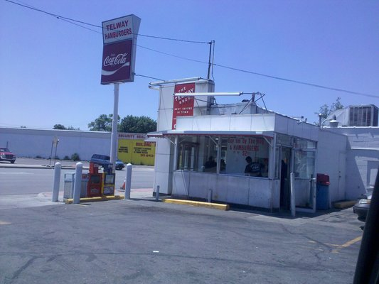 7) Telway Burger Station, Detroit, Madison Heights