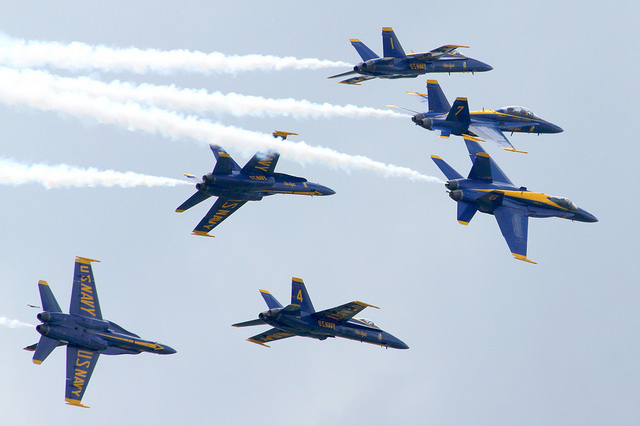 13) Great Tennessee Air Show