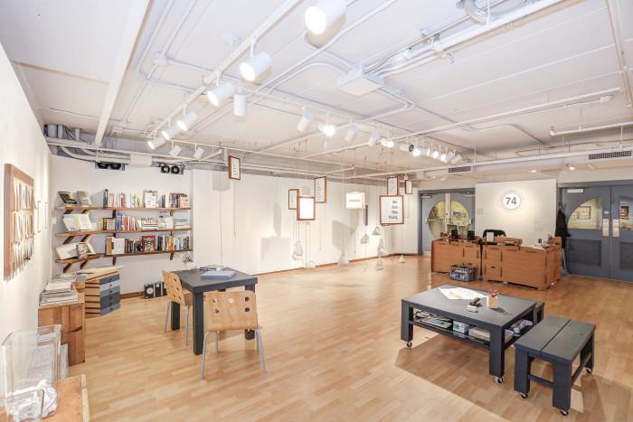 Torpedo gallery inside