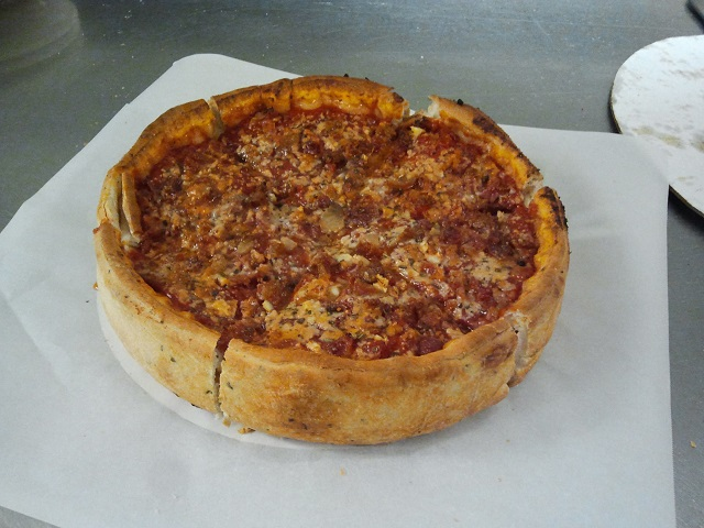 4. Tortugas Homemade Pizza - Hoover
