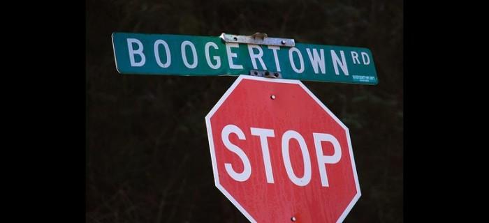 3. Boogertown, Gaston County
