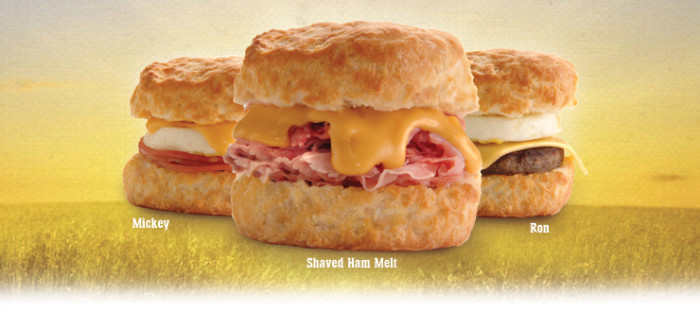 13. You have a favorite Tudor's Biscuit.