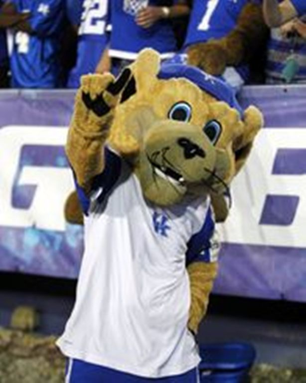 8. University of Kentucky Wildcats is one of the two most popular colleges in Kentucky when it comes to sports.