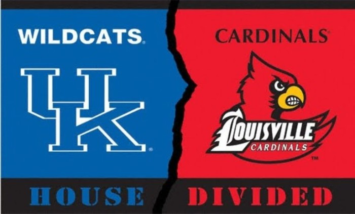7. Support a U of L or U of K game