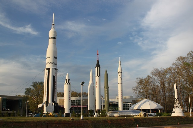 10. Visit the U.S. Space & Rocket Center in Huntsville to learn all about NASA's latest innovations.