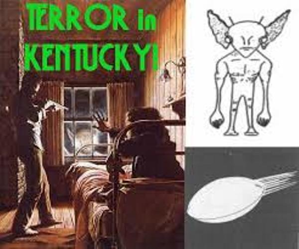 1. UFOs in Hopkinsville have been a topic of discussion since 1955. A family saw little green men and commenced shooting. The case was investigated but never solved, however it was said horned owls might have been the invaders.
