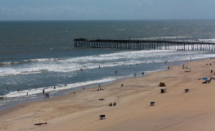 5. Enjoy a long weekend at Virginia Beach.