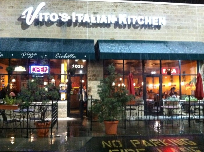 These 17 pizza joints in virginia will blow you away for Vitos italian kitchen