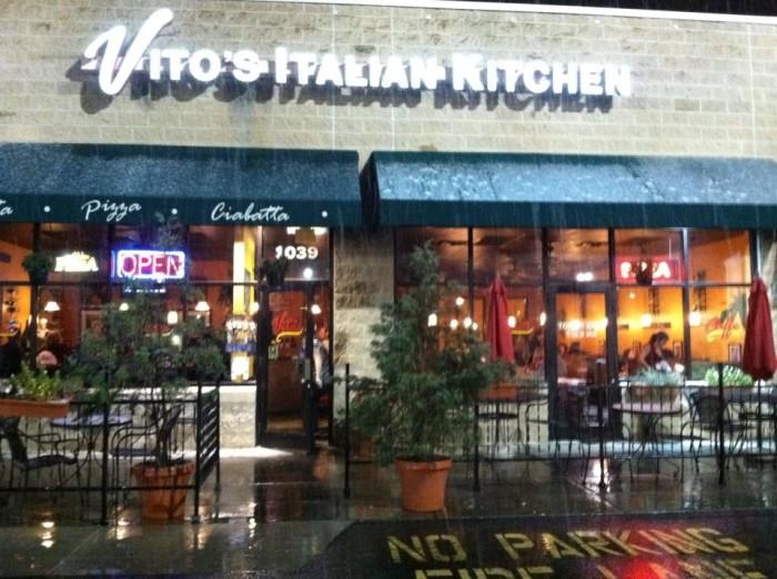 13. Vito's Italian Kitchen, Harrisonburg
