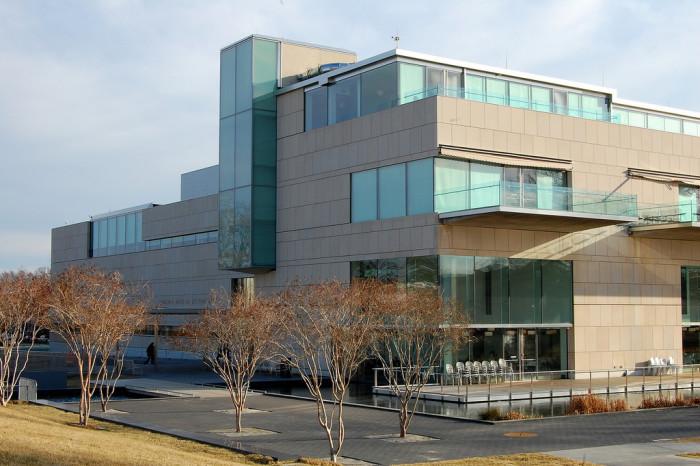 8. Virginia Museum of Fine Arts, Richmond