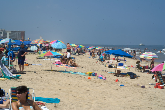 12. Spent a weekend at Virginia Beach or on the Eastern Shore and wished you could move there.
