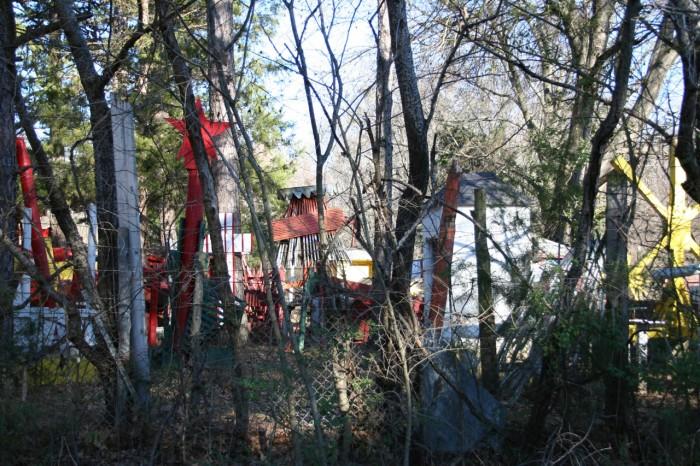 2) Voodoo Village - Memphis