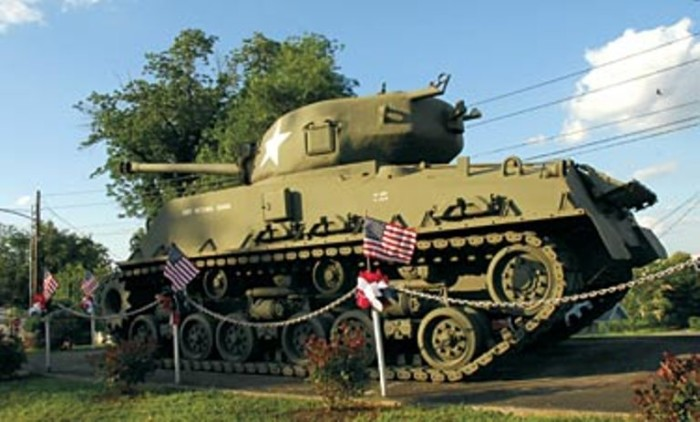 5. Bataan War Memorial in Harrodsburg