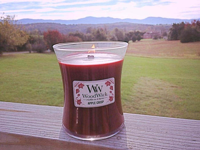 14. Woodwick Candles