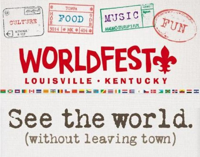12. World Fest in Louisville is a 4 day celebration on Labor Day weekend.