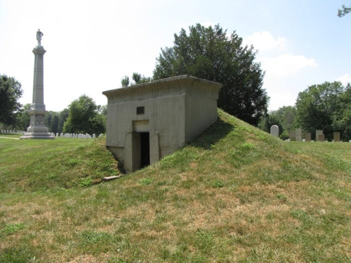 1. Older cemeteries all across Kentucky