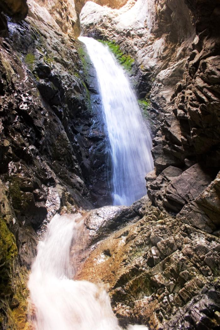 11.) Zapata Falls