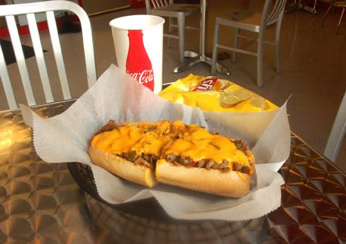 2. Chubby's Cheesesteaks (Milwaukee). We perfected what you guys started in Philly by adding a TON of our Wisconsin cheese on top.