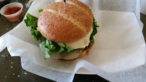 3.) Ajs Burgers and Beef, West Lafayette