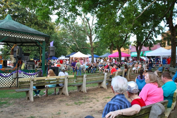 13. Altus Grape Festival: This popular annual event is now in its 32nd year and will be held on July 24 and July 25 on Main Street in Altus, Arkansas.
