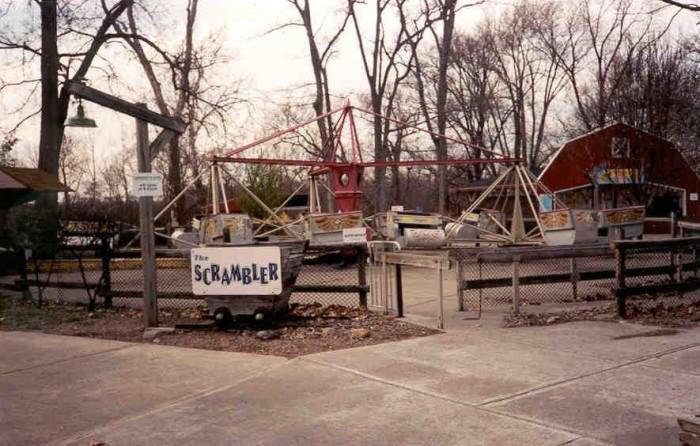 5) Americana Amusement Park (Middletown)