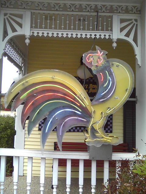 12. AQ Chicken House in Springdale: This quirky Chicken House has been an Arkansas tradition for over fifty years.