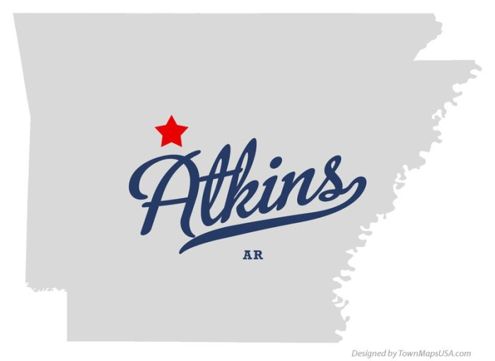 10. Atkins Pickle Company: Once the major industry in the town of Atkins, Arkansas for more than fifty years, the pickle company's legacy survives in the annual Picklefest celebration that began in 1992.