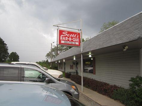 Scott's Bar-B-Que, 425 GA Hwy 87 N, Cochran, GA 31014