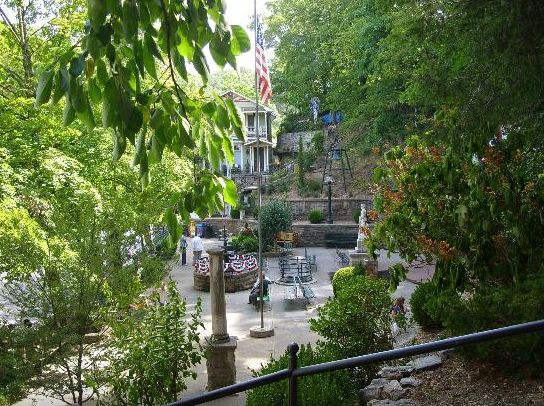 basin park hotel this romantic eureka springs mainstay has remained a popular choice for weddings over the years