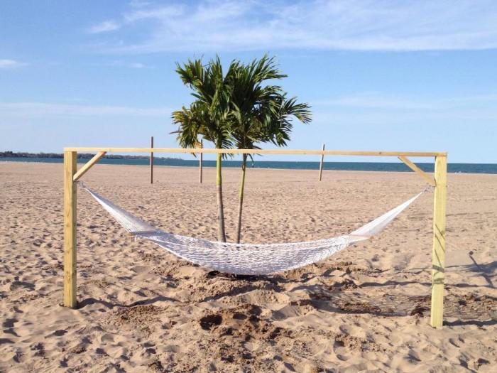 9. Beachside Oasis (Racine)