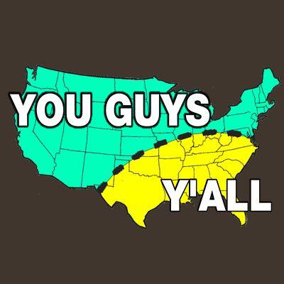 13. Informative map joke